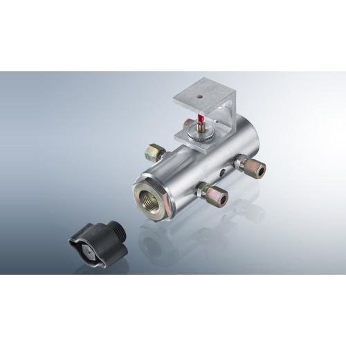 BSC Angle-drehverschraubung WDV pour un port B = 8 mm